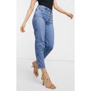 Karuba 90s vintage mom high waisted jeans 25 26